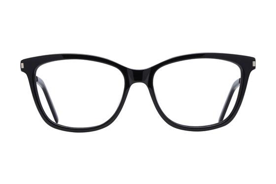 Serafina Vanna Black Glasses