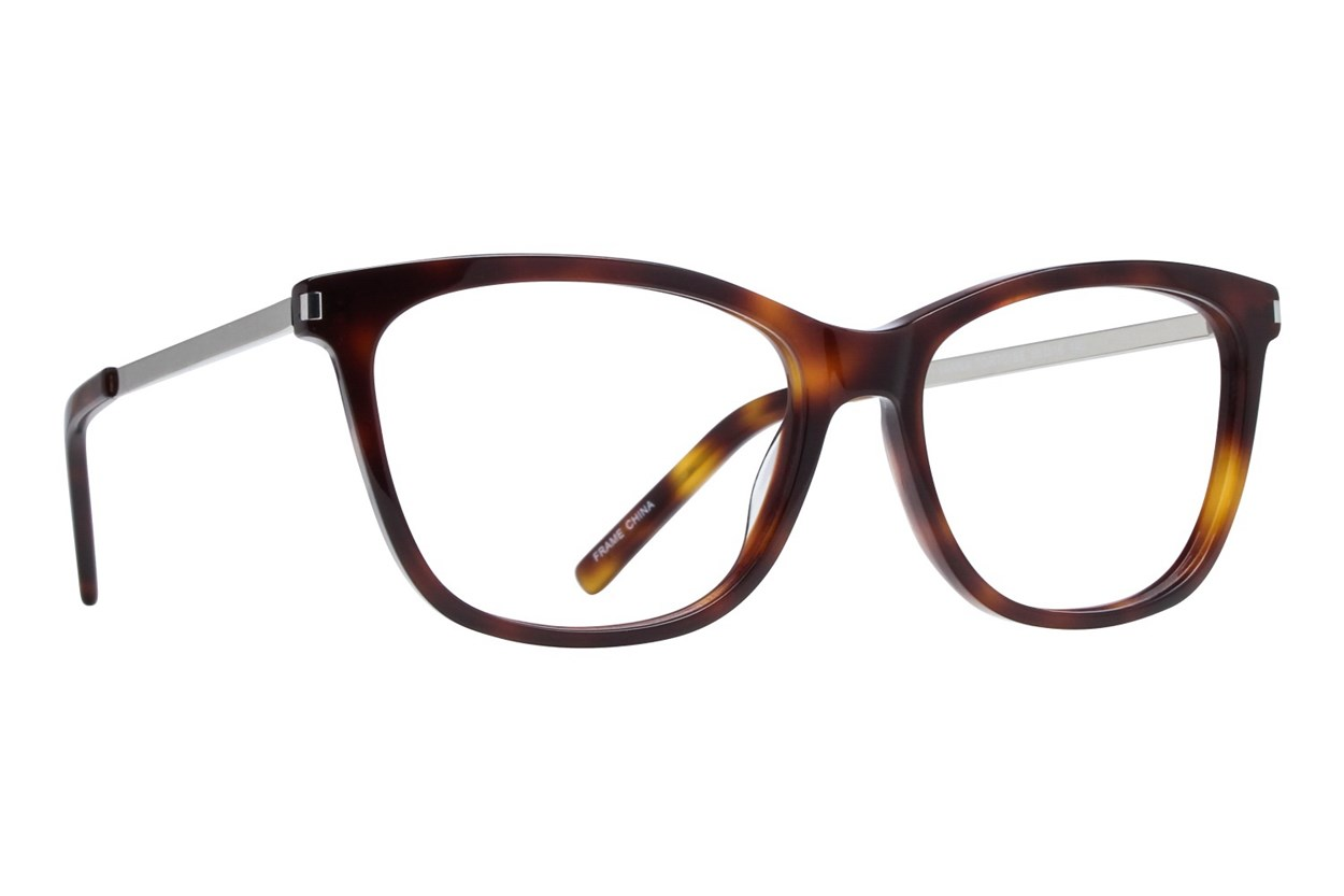 Serafina Vanna Tortoise Glasses