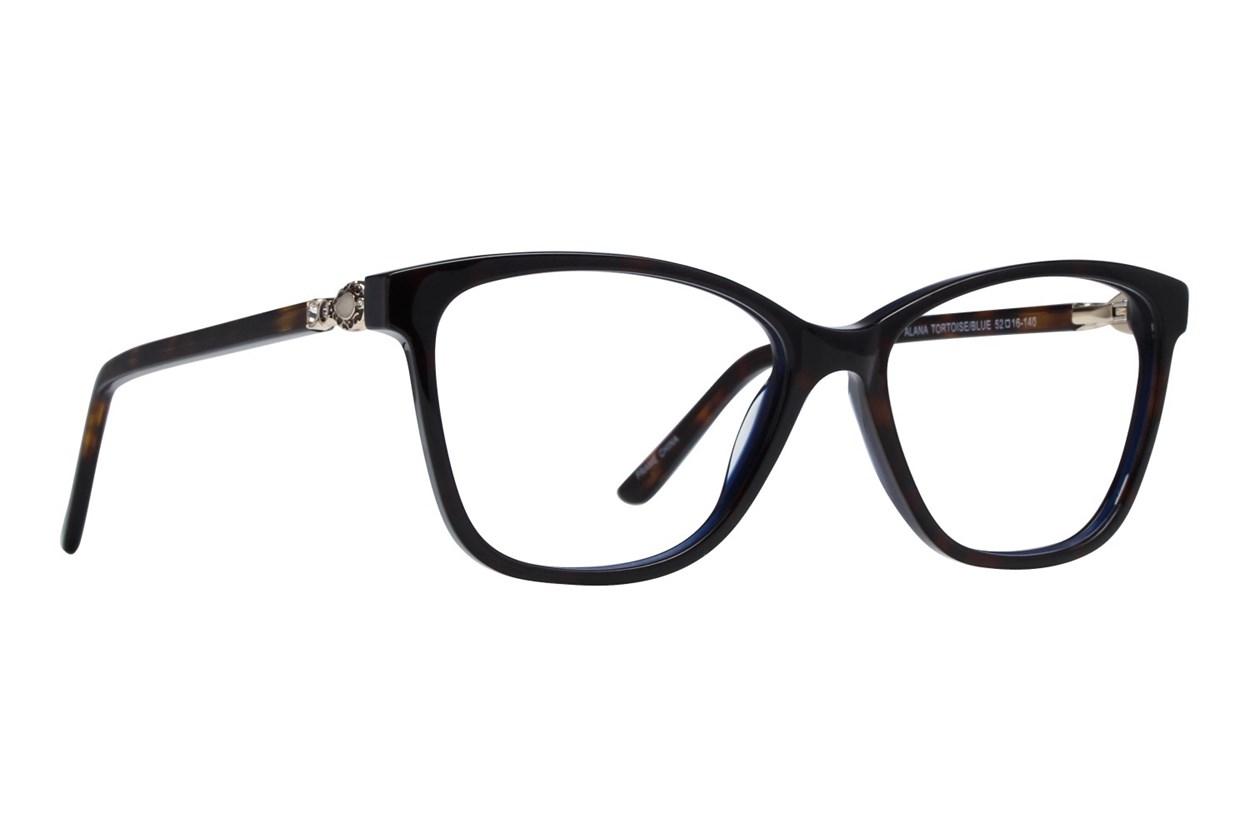 Serafina Alana Tortoise Glasses