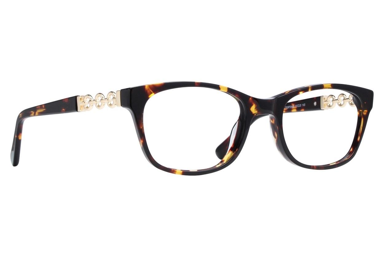 Serafina Carole Tortoise Glasses