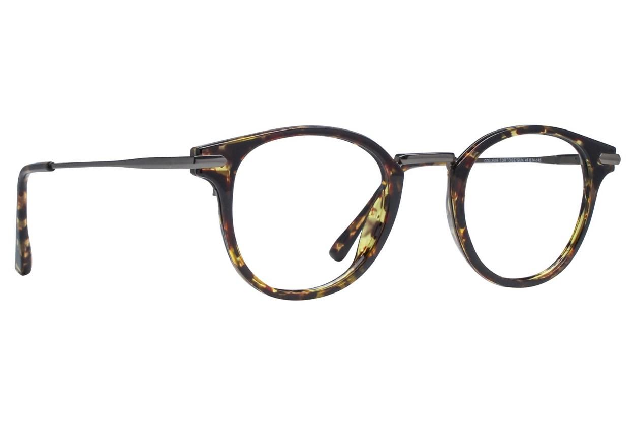 Eight To Eighty Eyewear College Tortoise Glasses