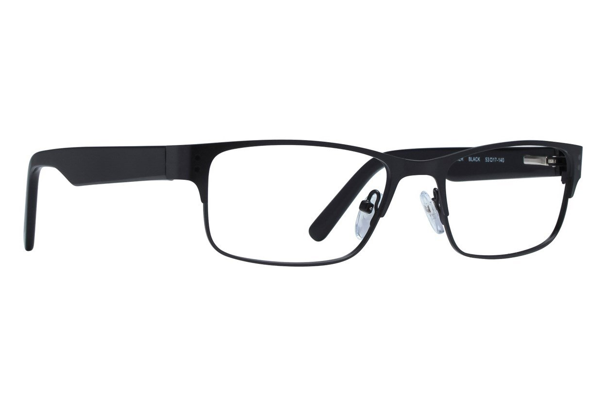 Eight To Eighty Eyewear Explorer Black Glasses