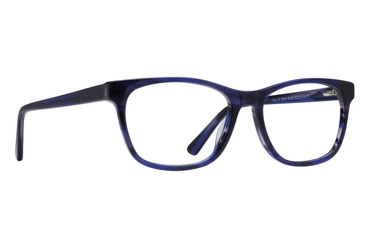 Eight To Eighty Eyewear Millie Blue Glasses