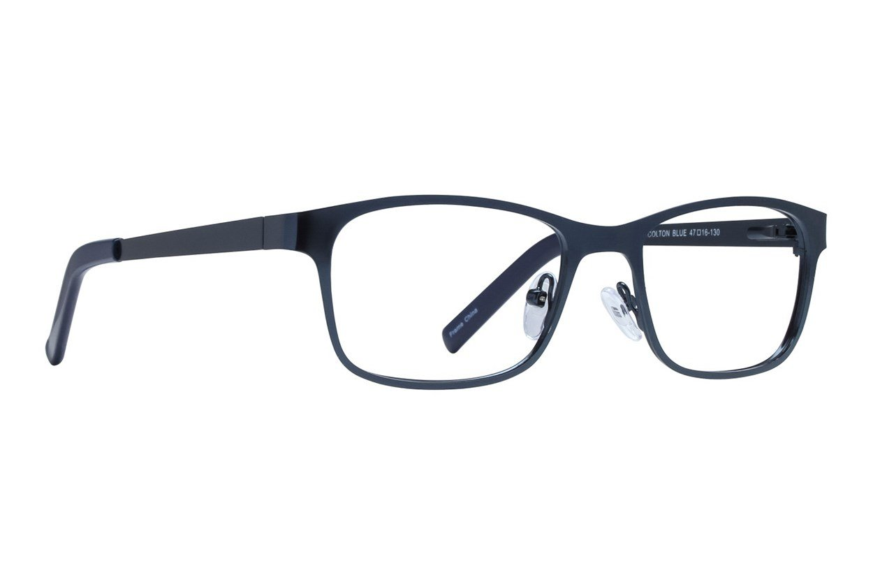 Affordable Designs Colton Blue Glasses