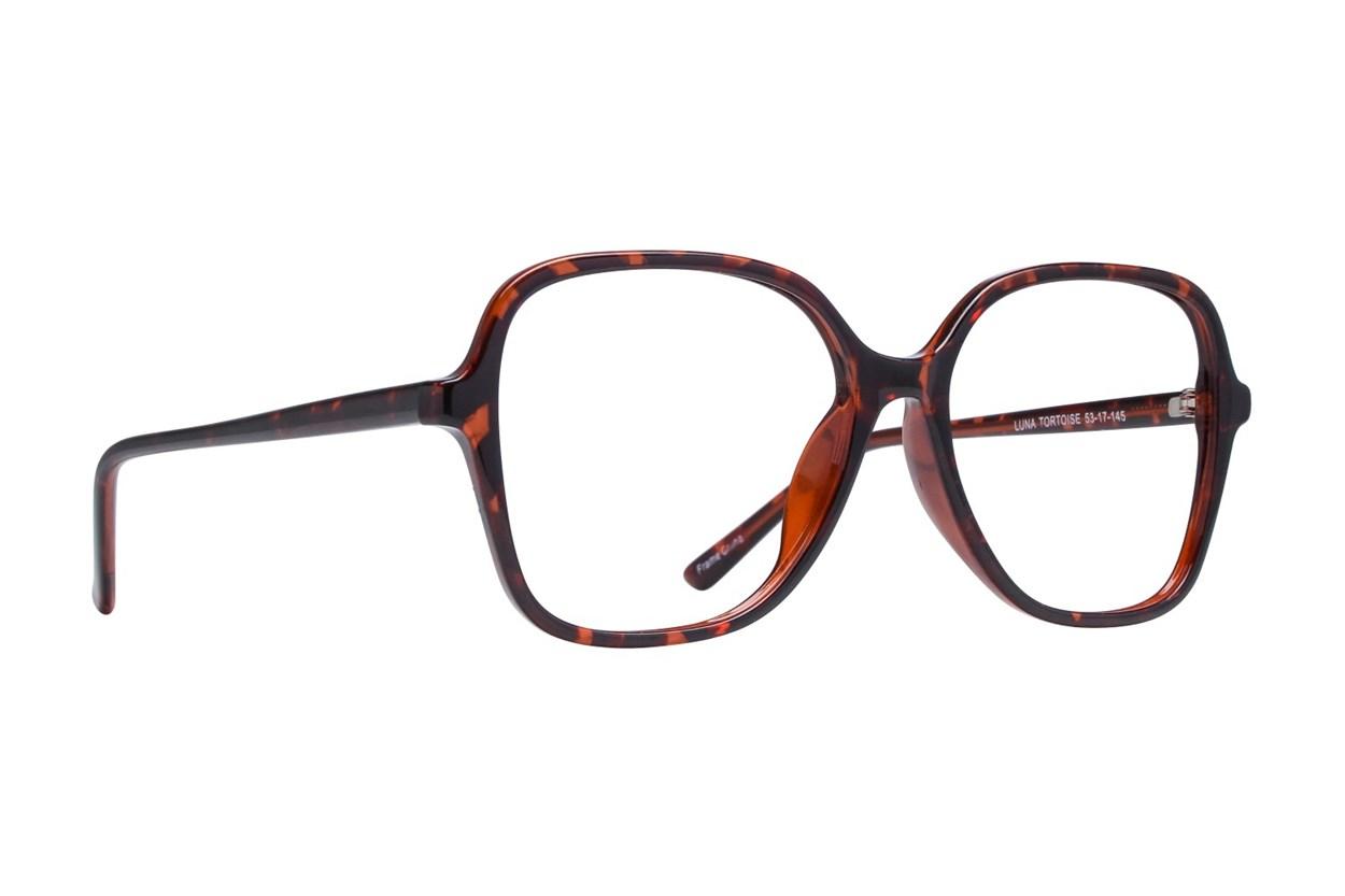 Affordable Designs Luna Tortoise Glasses