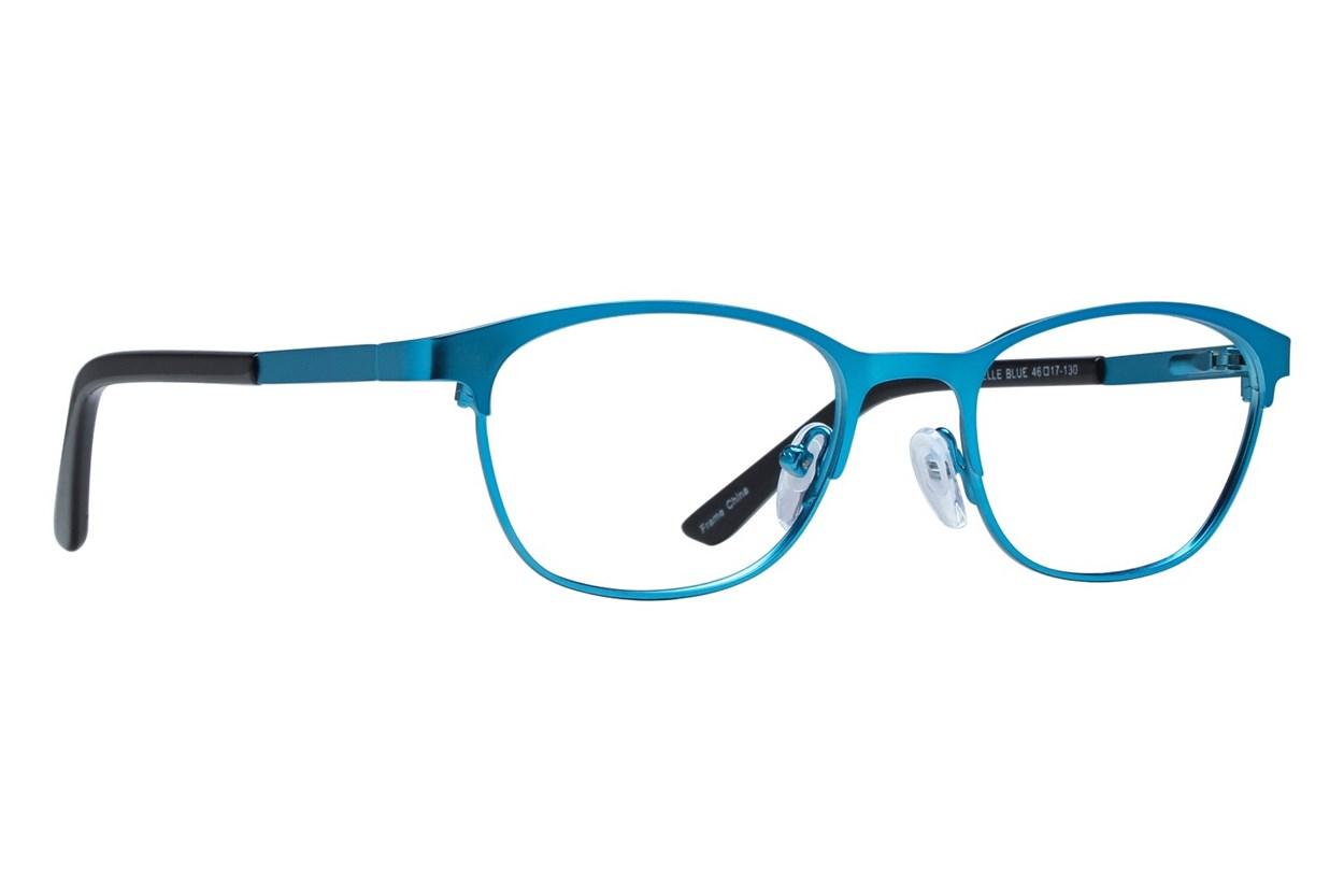 Affordable Designs Noelle Blue Glasses