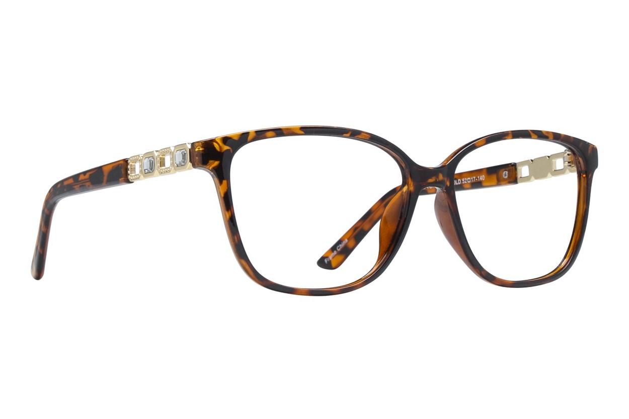 Affordable Designs Pam Tortoise Glasses