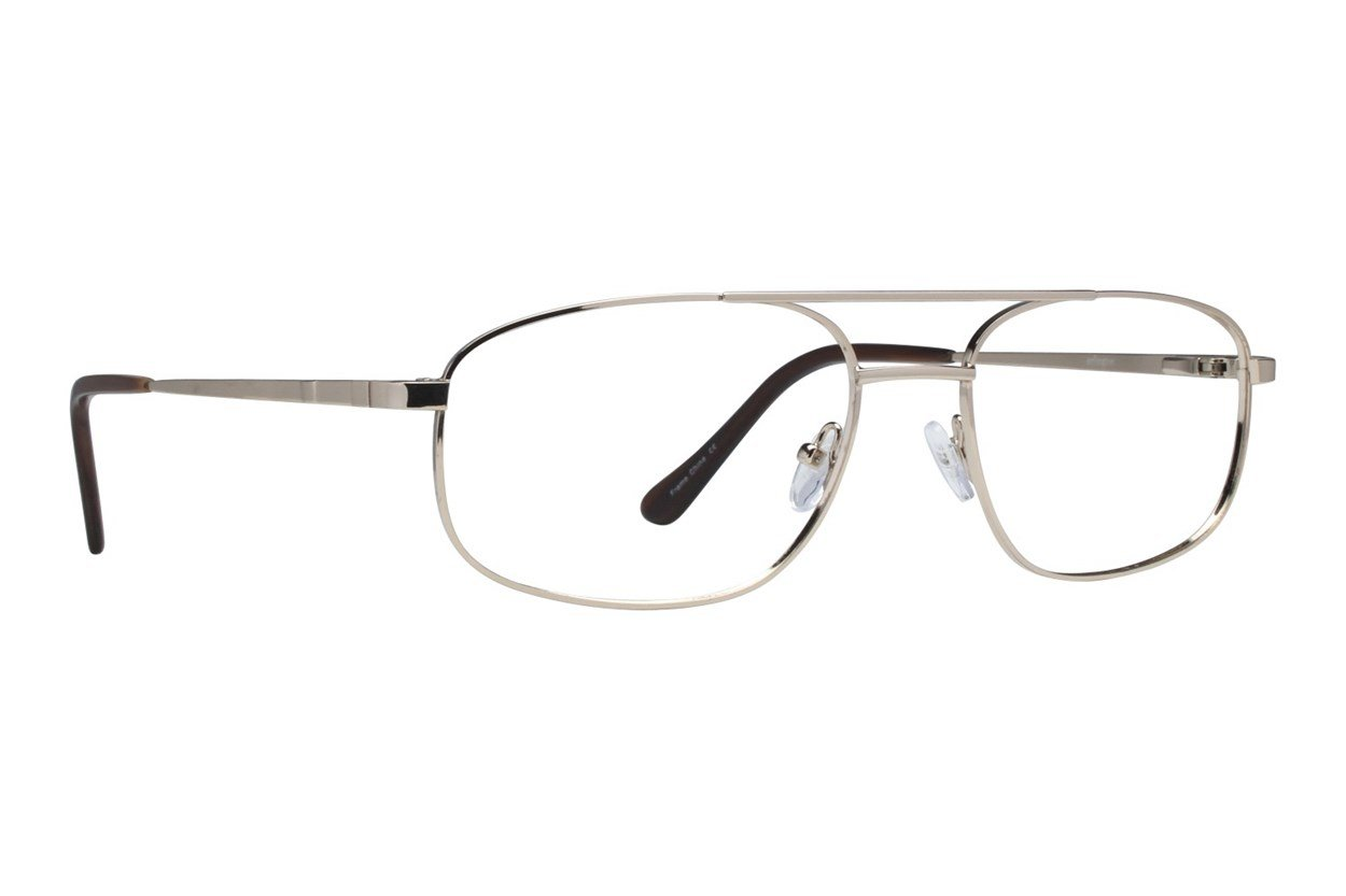 Arlington AR1054 Gold Glasses