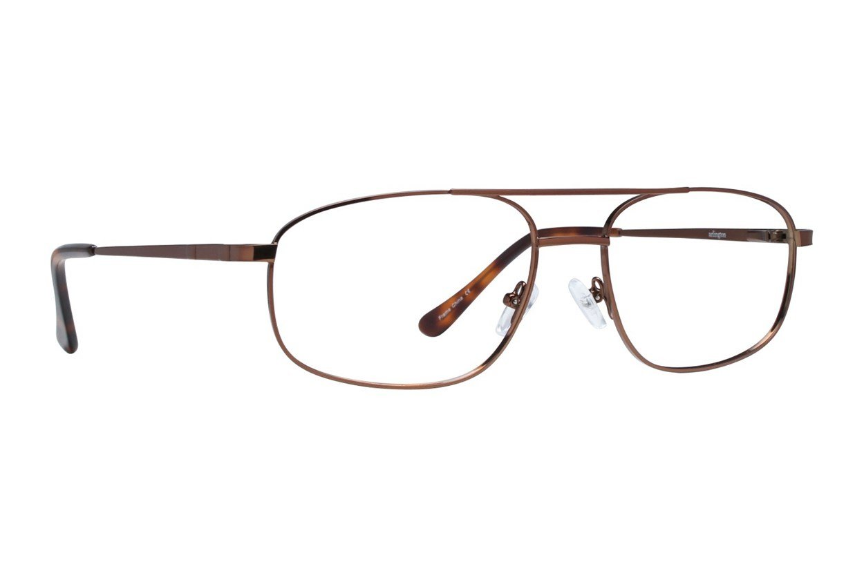 Arlington AR1054 Brown Glasses