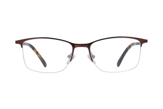 Arlington AR1055 Brown Glasses