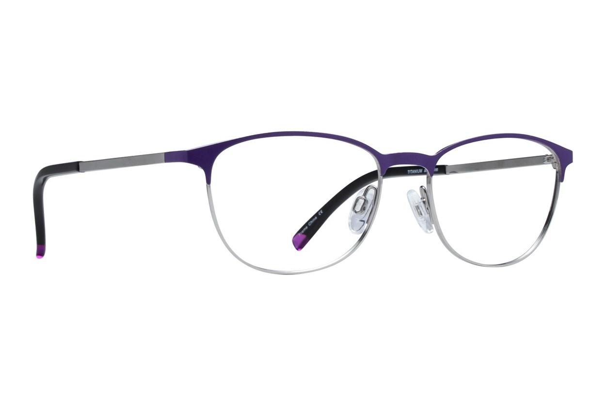 Arlington AR1058 Purple Glasses