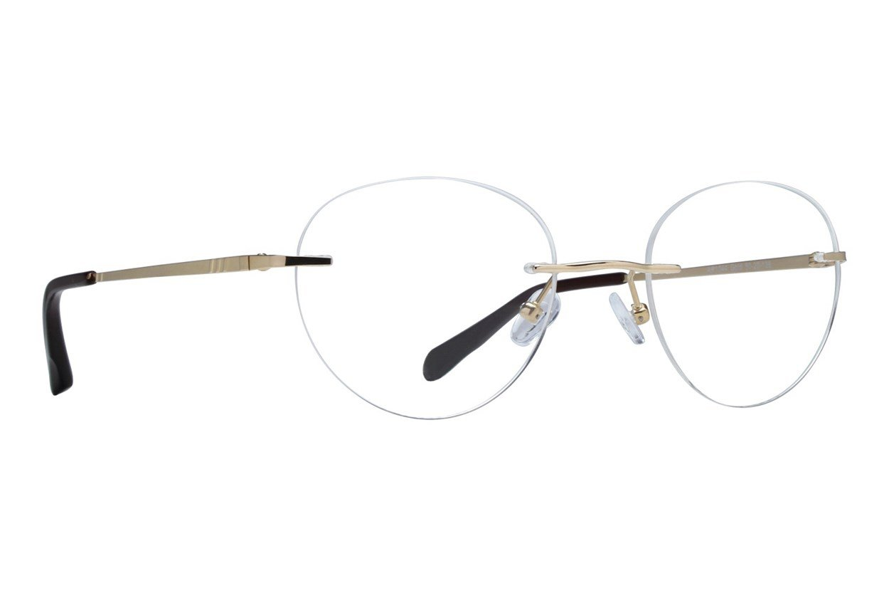 Arlington AR1044 Gold Glasses