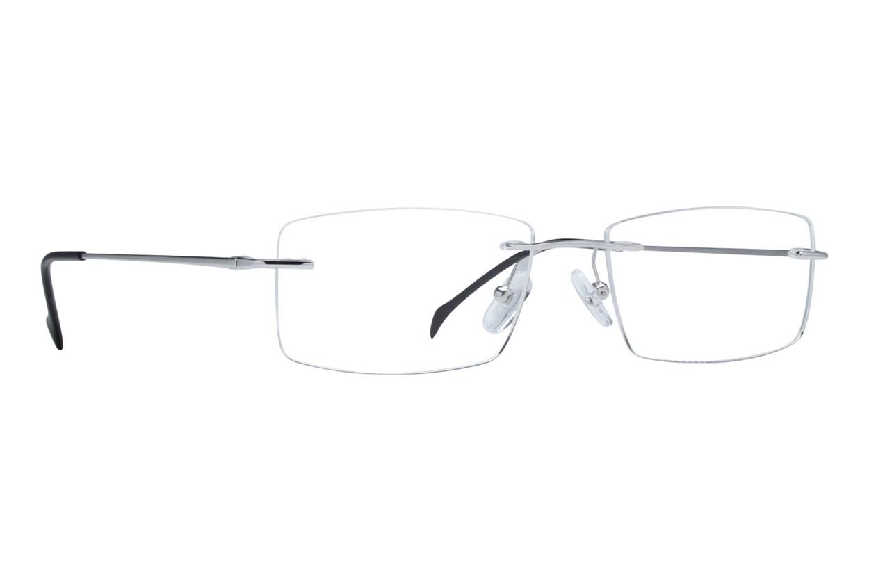 Arlington AR1046 Silver Glasses