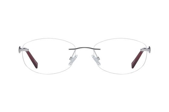 Arlington AR1047 Silver Glasses