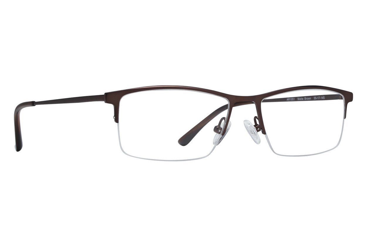 Arlington AR1051 Brown Glasses