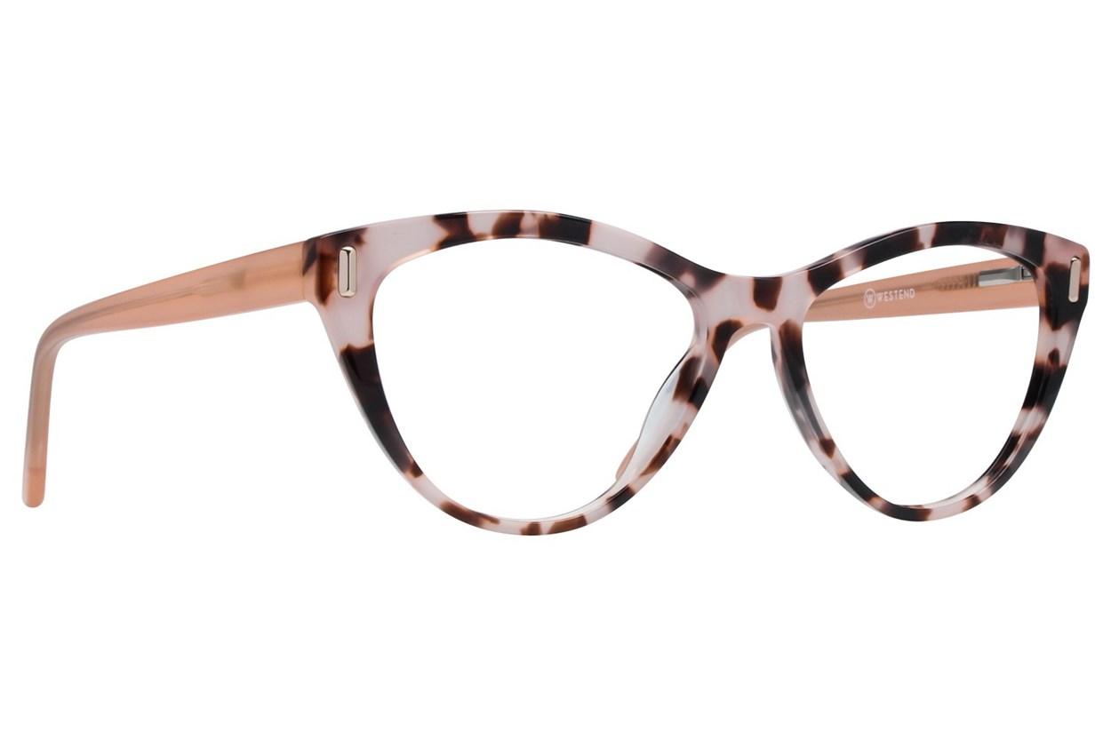 Westend Merion Village Pink Glasses