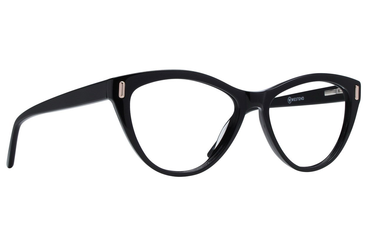 Westend Merion Village Black Glasses