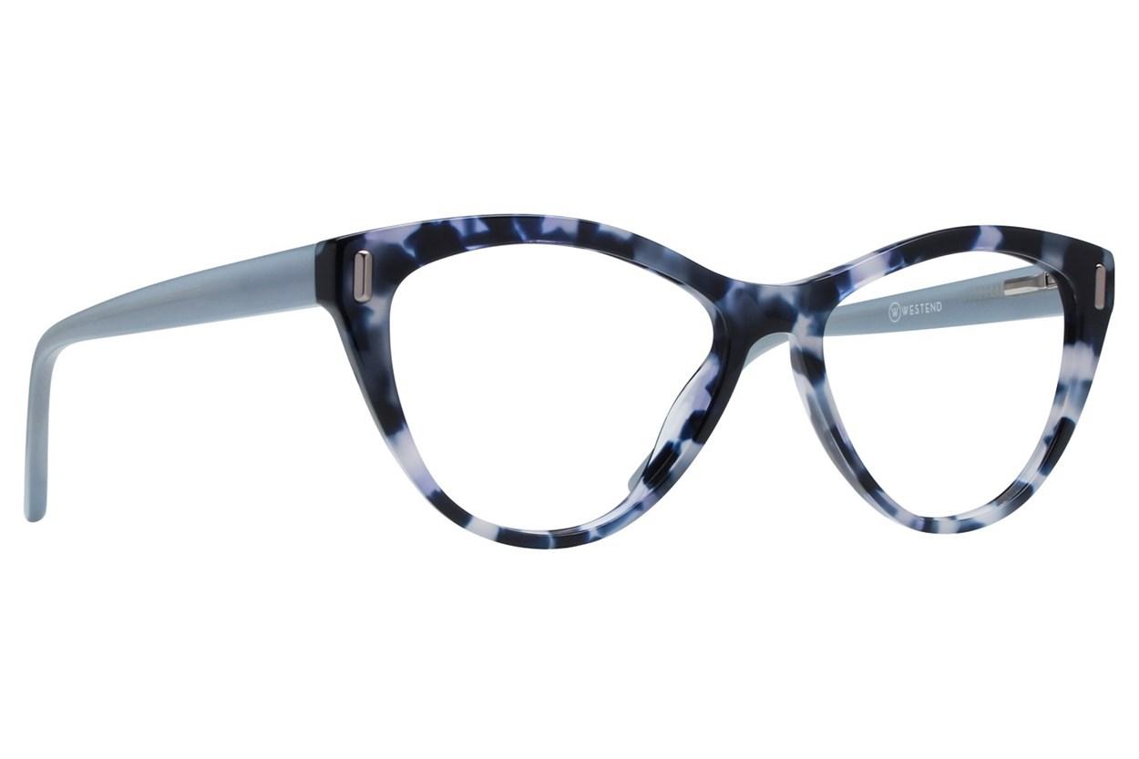 Westend Merion Village Blue Glasses