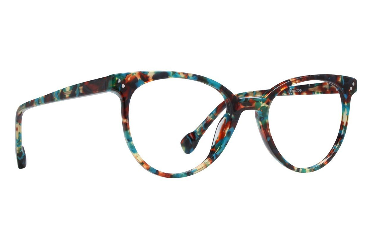 Westend Mill Creek Eyeglasses - Blue