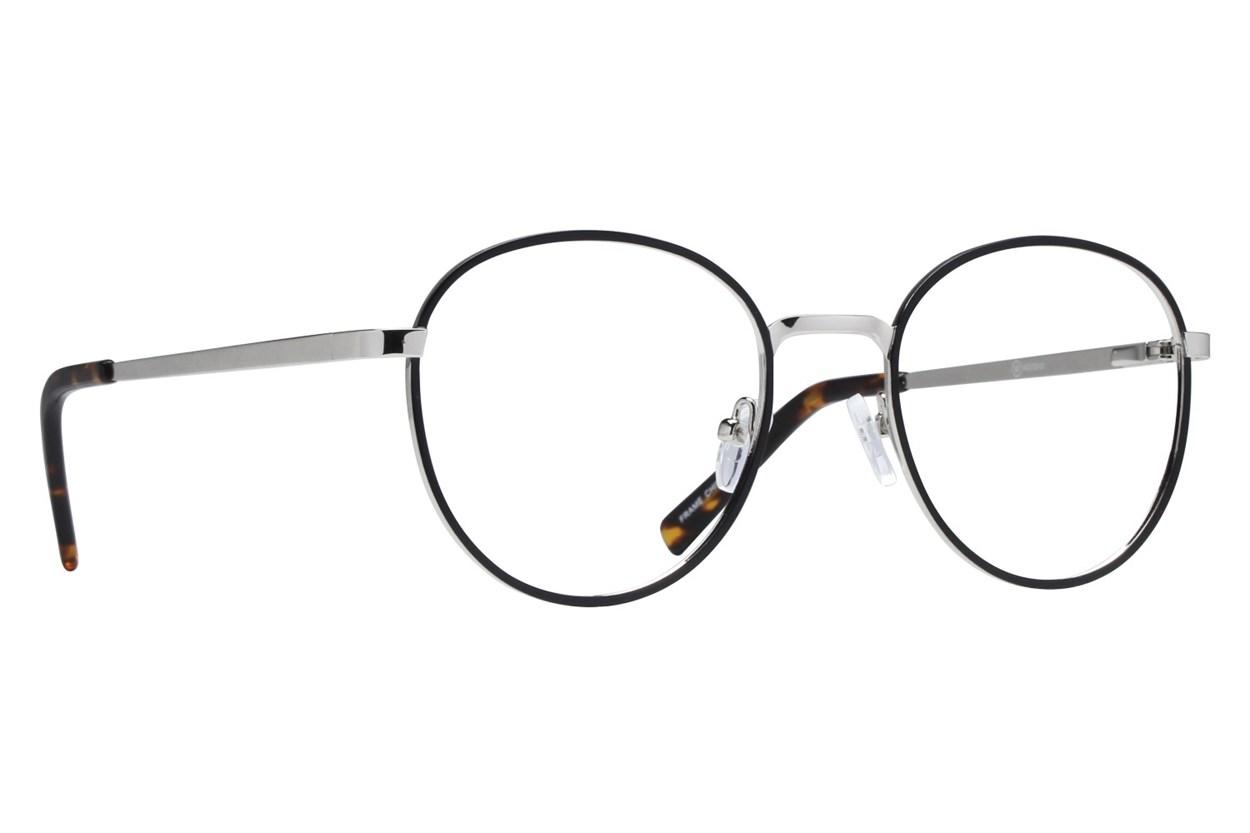 Westend Bridge Park Black Glasses