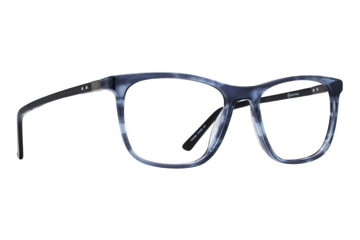 Westend Hudson Blue Glasses
