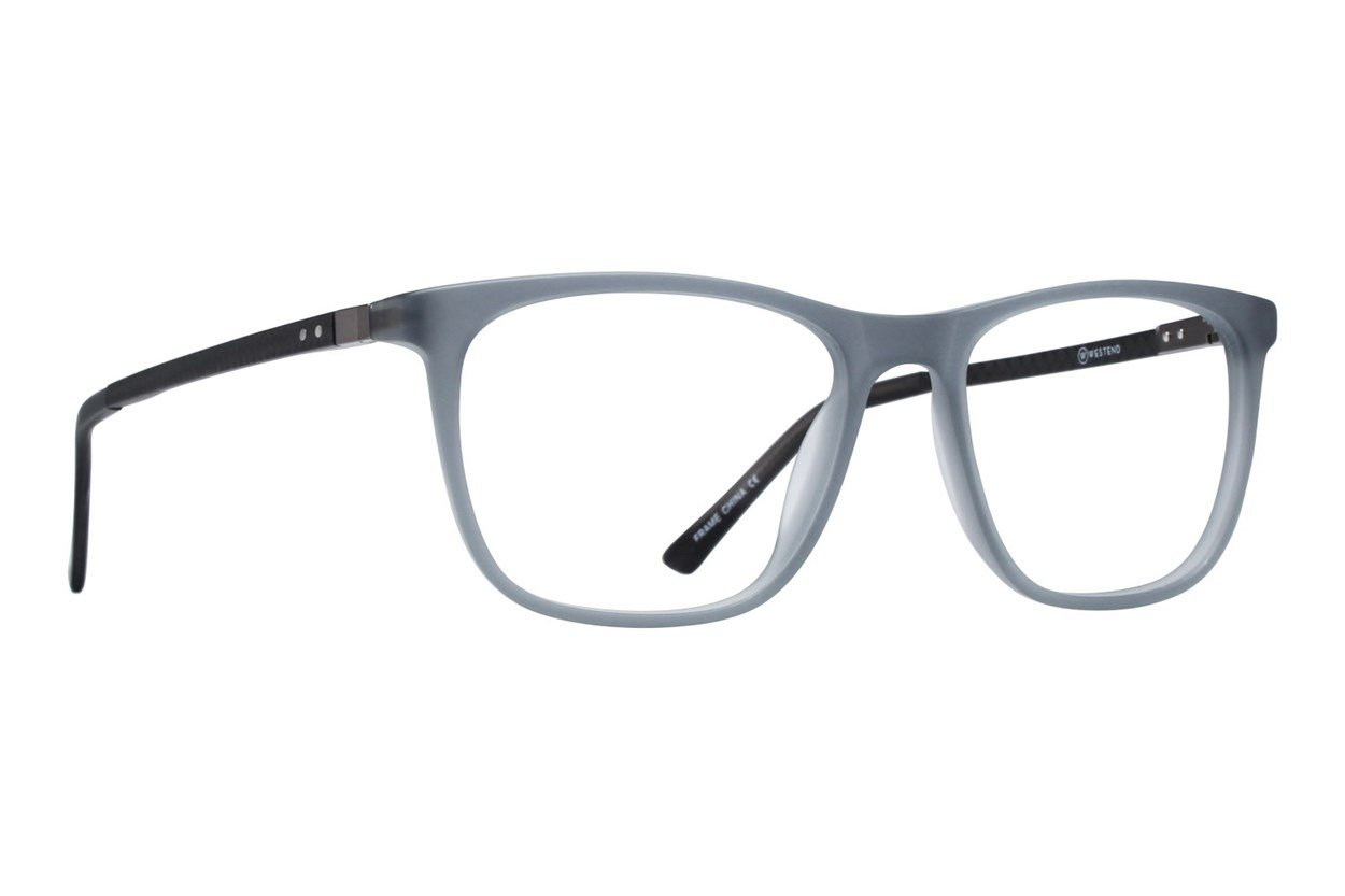 Westend Hudson Gray Glasses