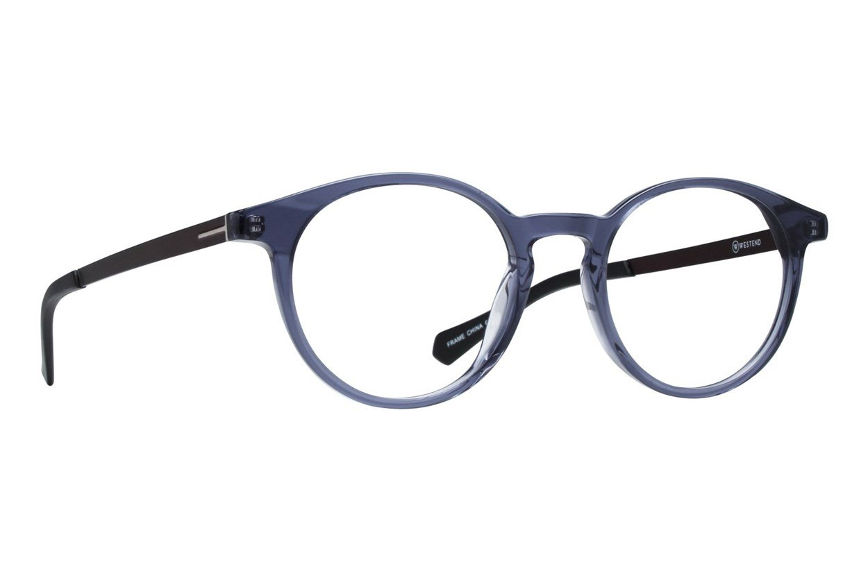 Westend Shaker Heights Blue Glasses