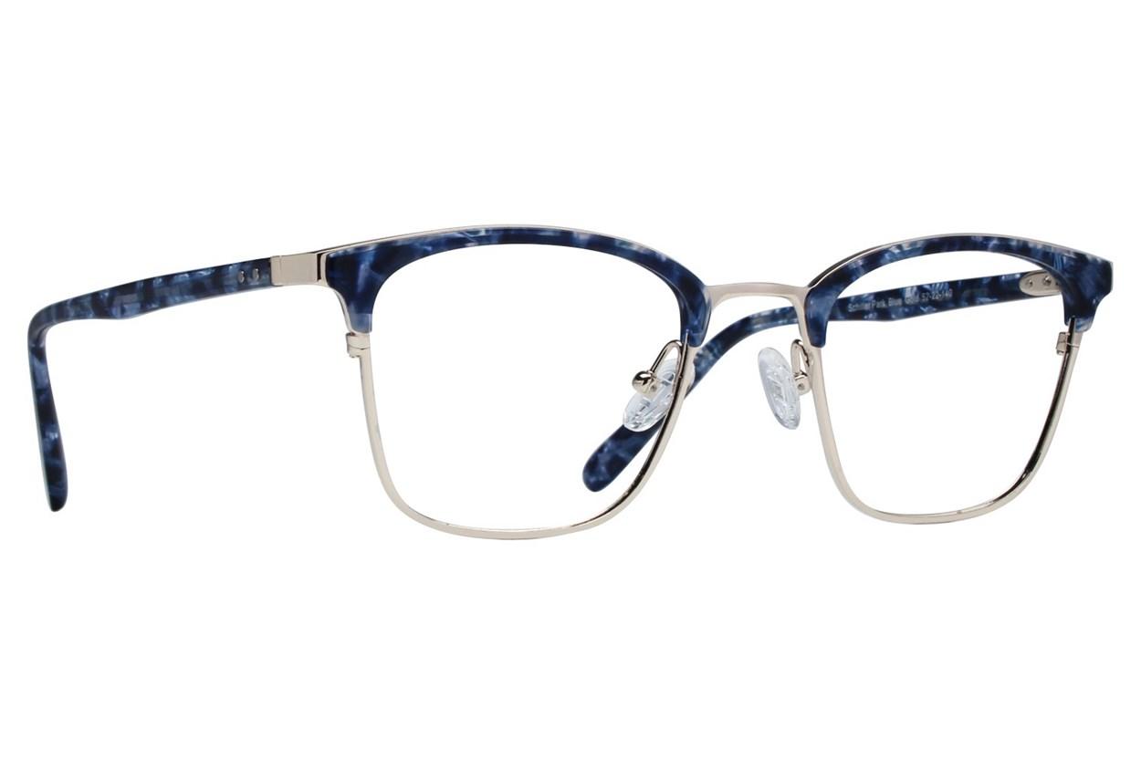Westend Schiller Park Blue Glasses