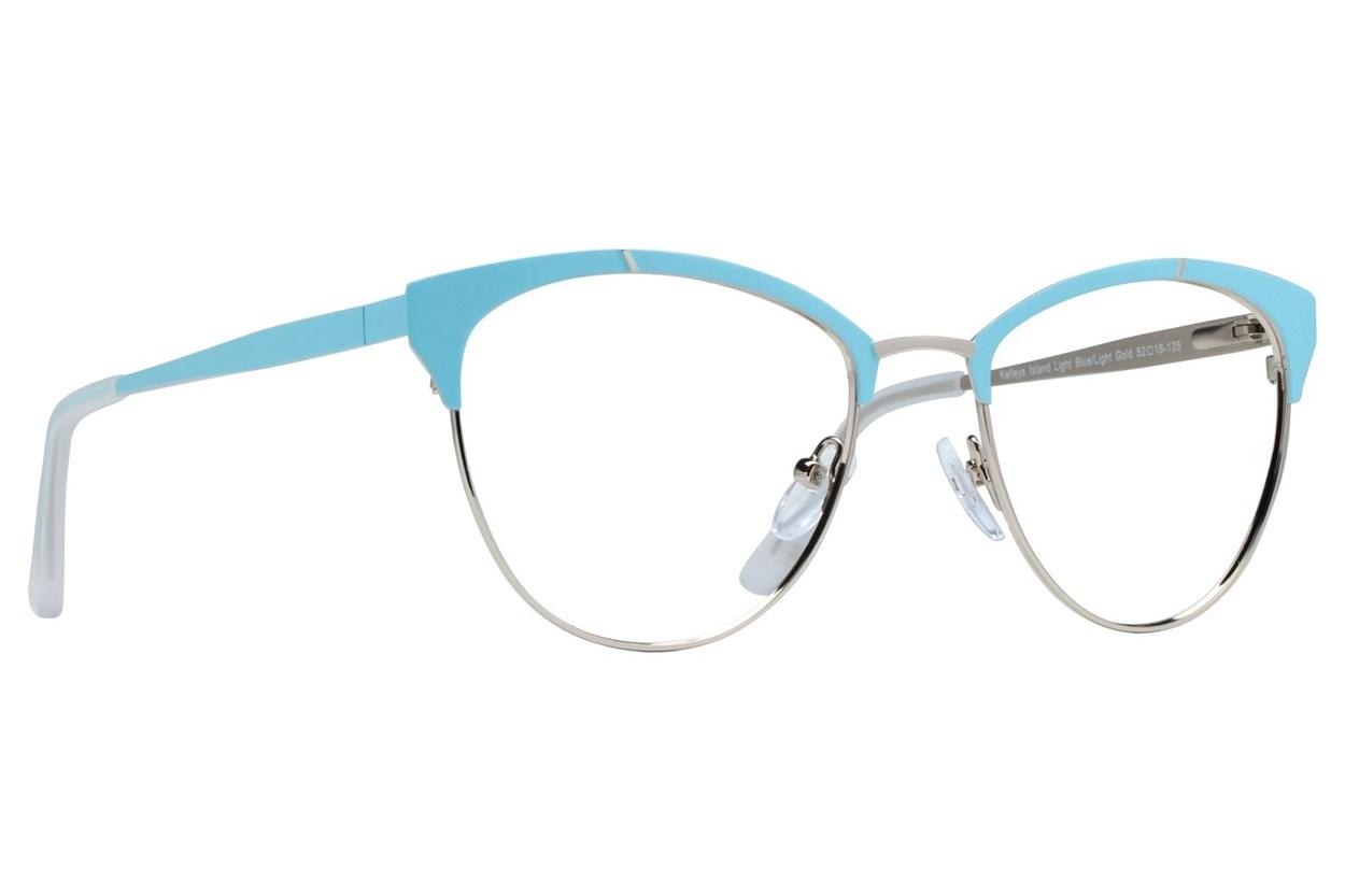 Westend Kelleys Island Blue Glasses
