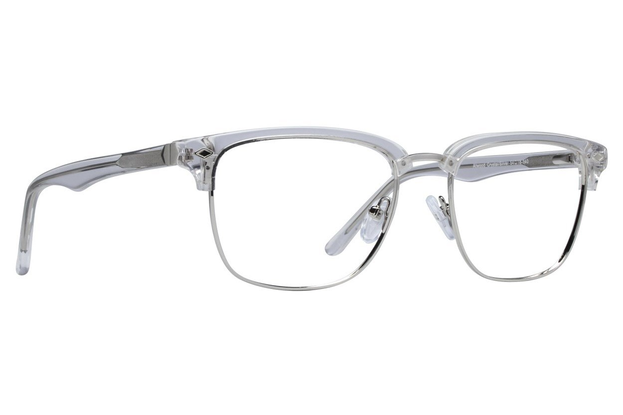 Westend Atwood Clear Glasses