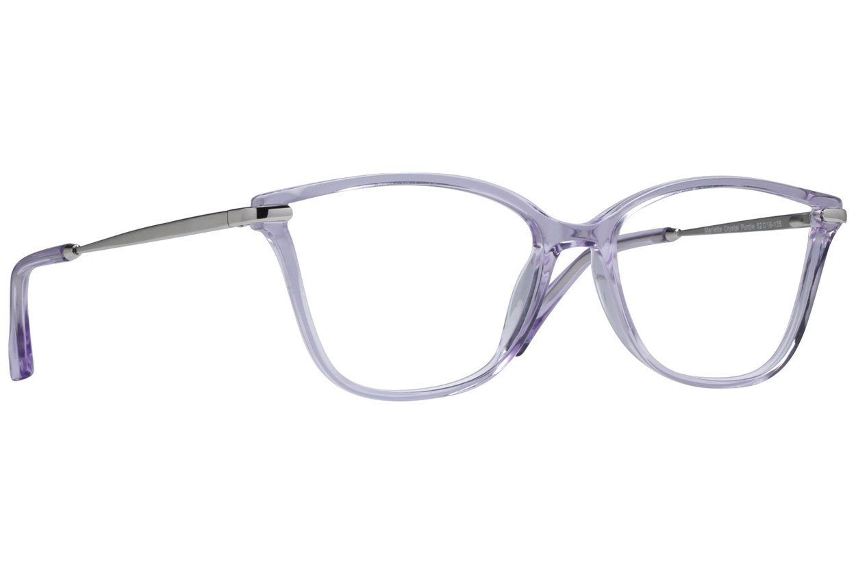 Westend Marietta Purple Glasses