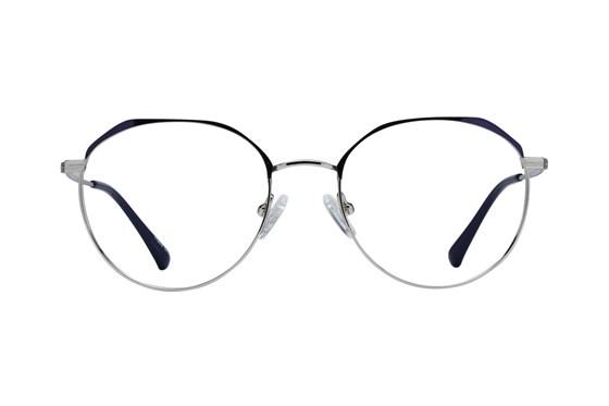 Westend Mirror Lake Silver Glasses