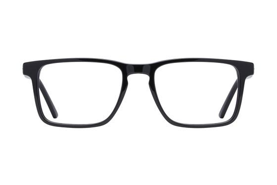 Lunettos Dante Black Glasses