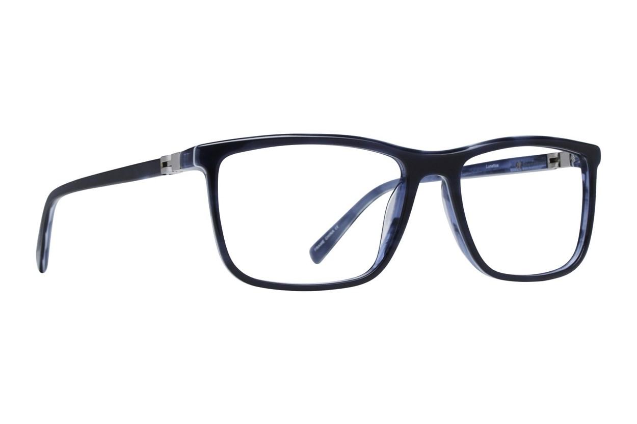 Lunettos Isaiah Blue Glasses