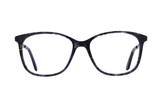 Lunettos Scarlett Blue Glasses