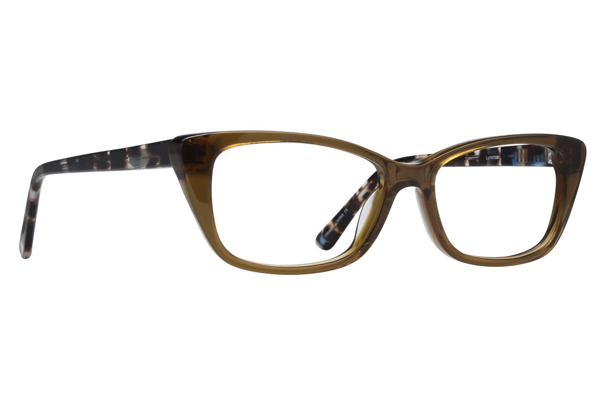 Lunettos Willow Tan Glasses