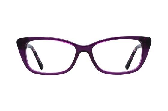 Lunettos Willow Purple Glasses