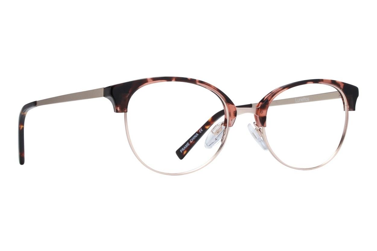 Lunettos Zoe Tortoise Glasses
