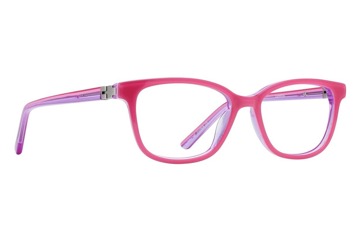Lunettos Kerry Pink Glasses