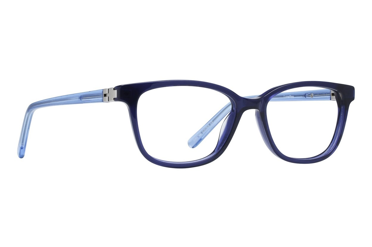 Lunettos Kerry Blue Glasses