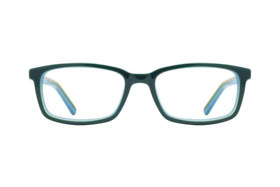 Lunettos Apollo Green Glasses