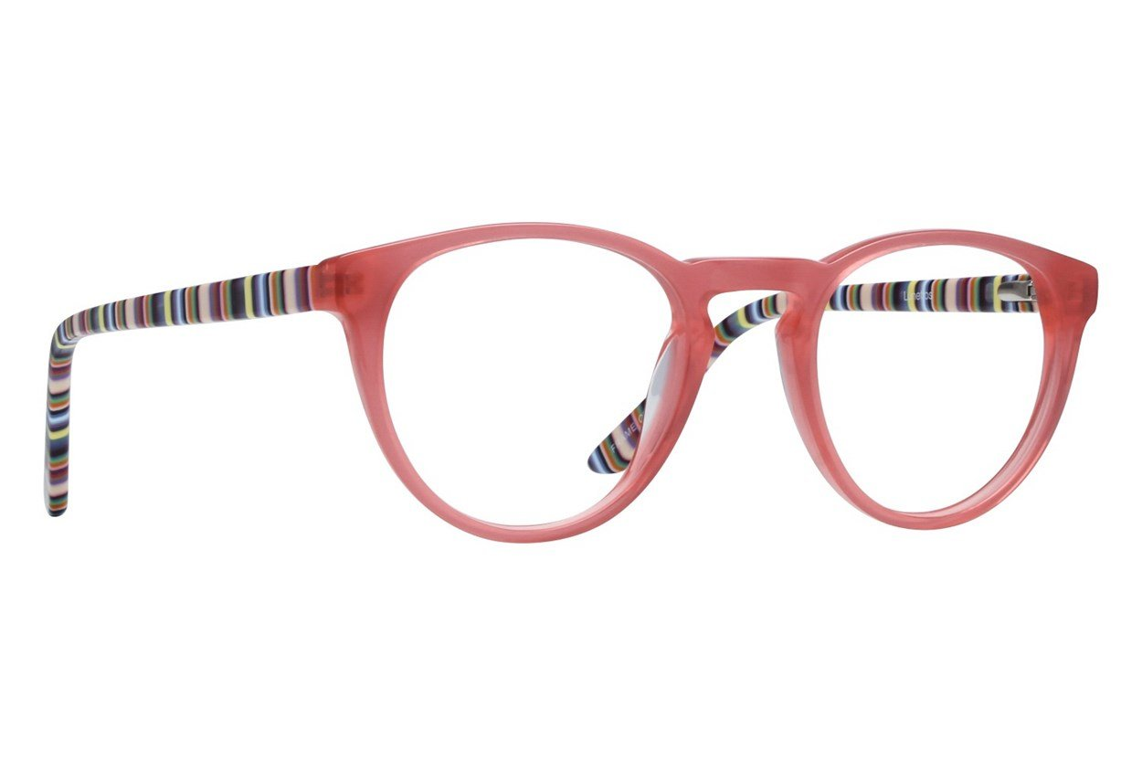 Lunettos Elsa Pink Glasses