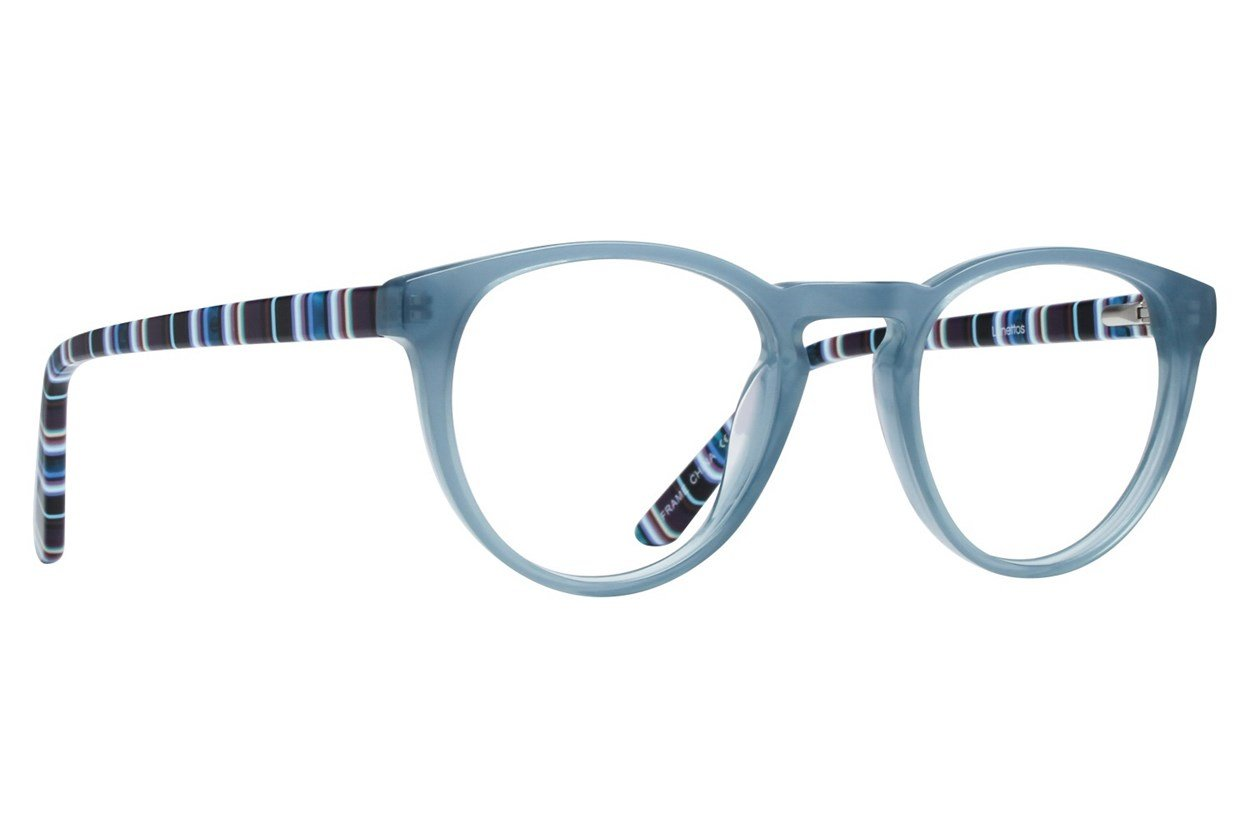 Lunettos Elsa Blue Glasses