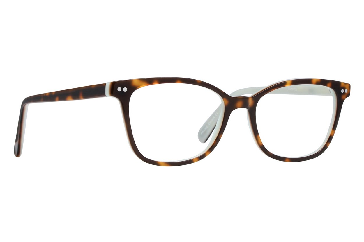 Lunettos Glenda Tortoise Glasses