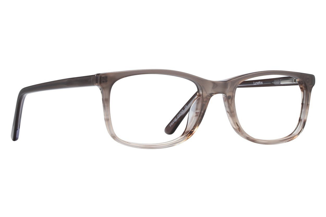 Lunettos Mira Eyeglasses - Brown