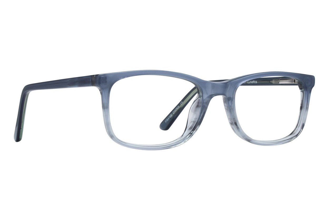 Lunettos Mira Blue Glasses
