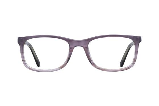 Lunettos Mira Purple Glasses