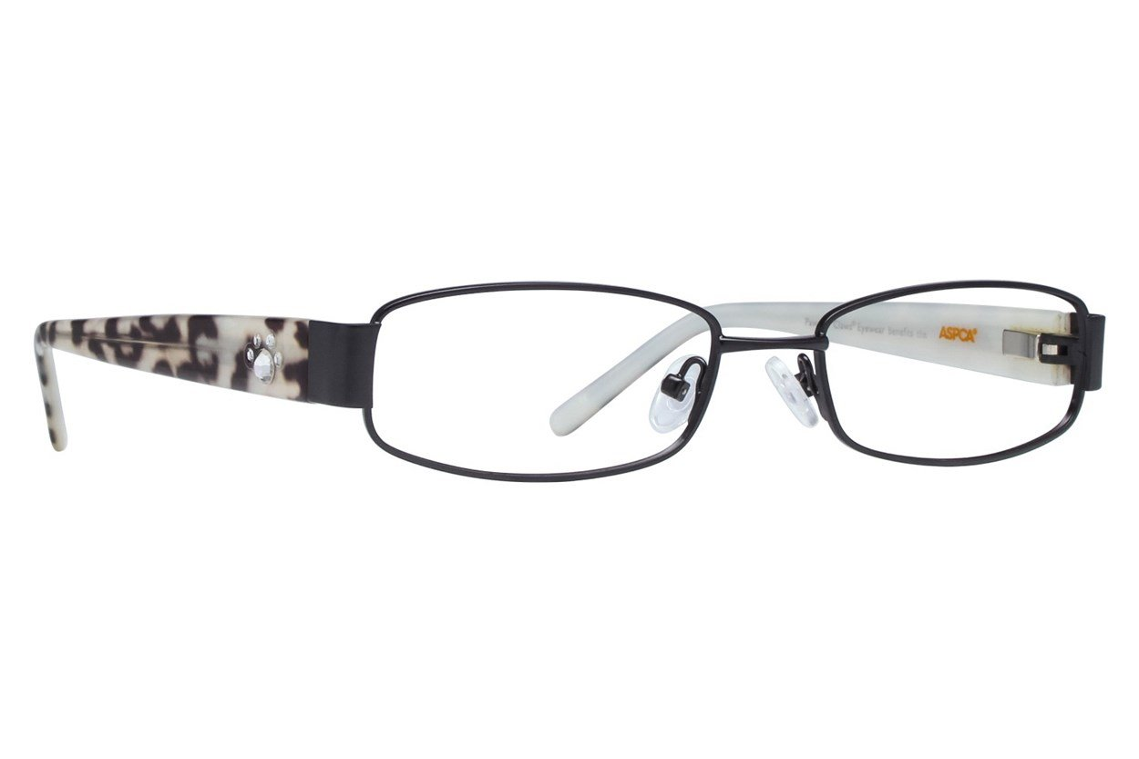 Paws n Claws Paws 621 Black Glasses