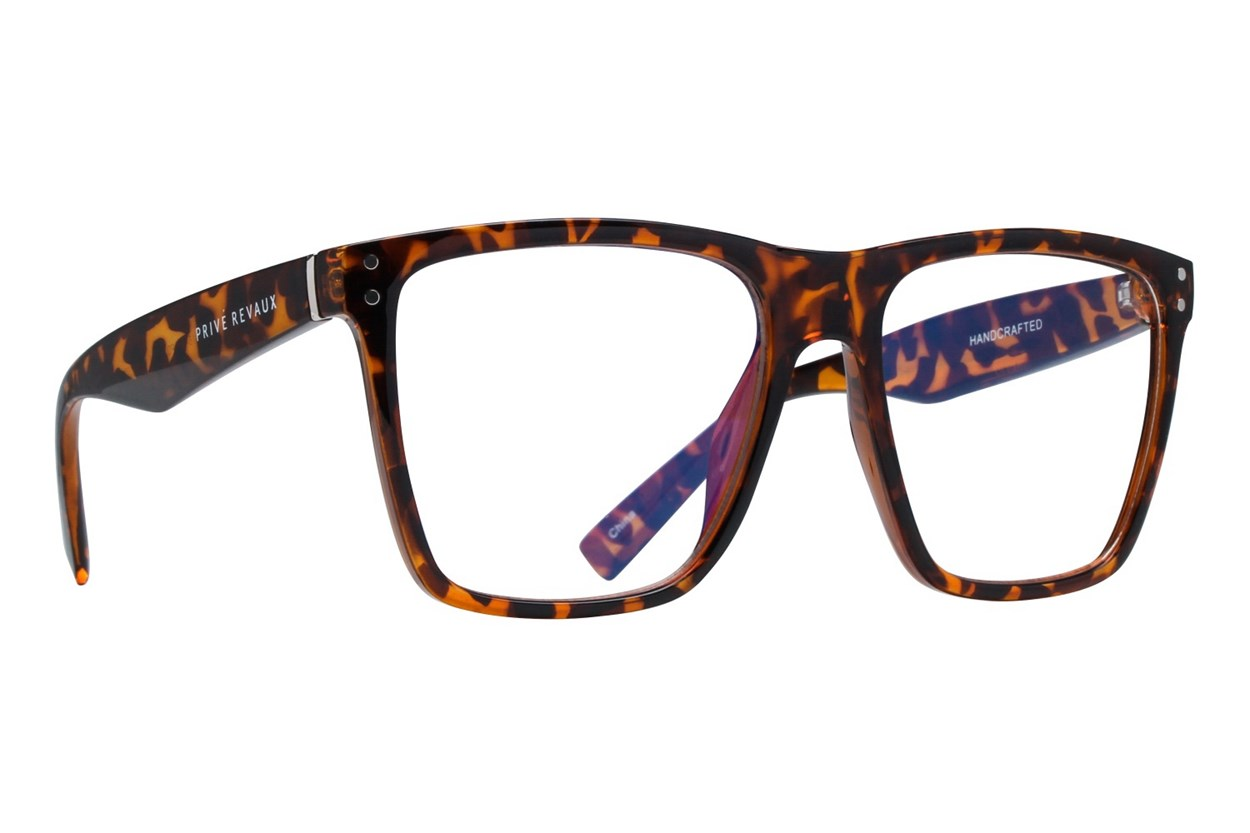 Prive Revaux The Visionary Reader Brown ReadingGlasses
