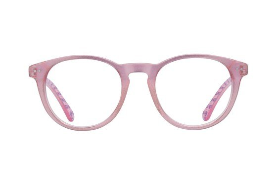 Supergirl SGE4 Pink Glasses